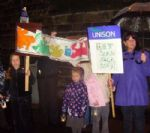 Keep Sukai In Salford Demo 2009